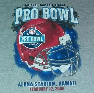 2006 Pro Bowl Hawaii Vintage NFL Football Shirt